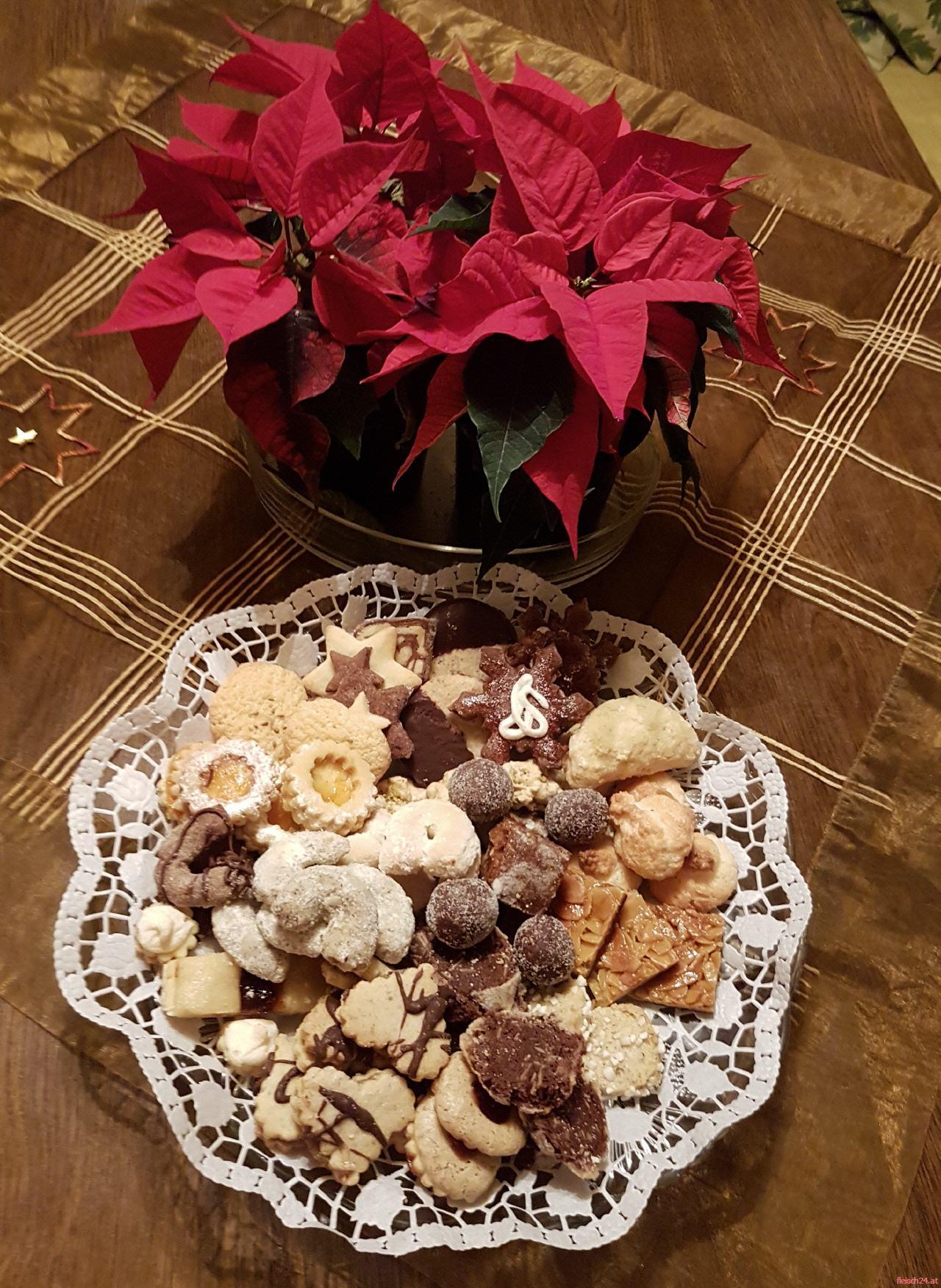 Weihnachtskekse Bestellen österreich.Weihnachtskekse Für Die Advent Und Weihnachtsfeiertage